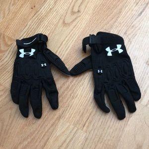 Under armor Lax Gloves